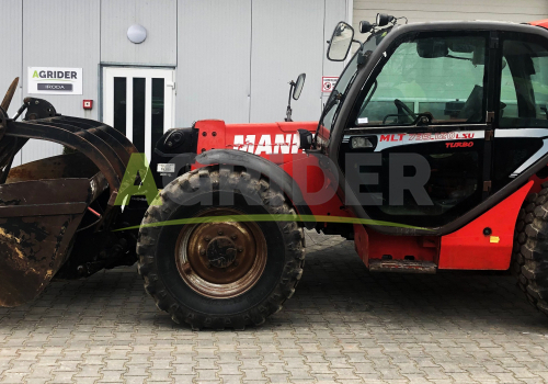 Manitou 735 120 LSU Turbo