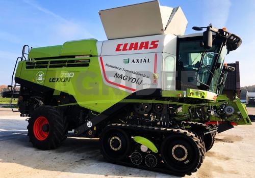 Claas  Lexion 780 TT