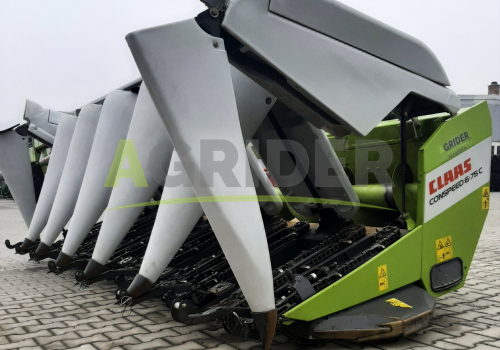 Claas Conspeed 6-75 C