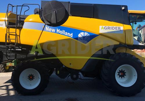 New Holland CX 8060