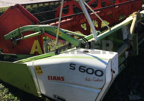 Claas S 600